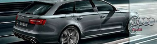 Noleggio Audi